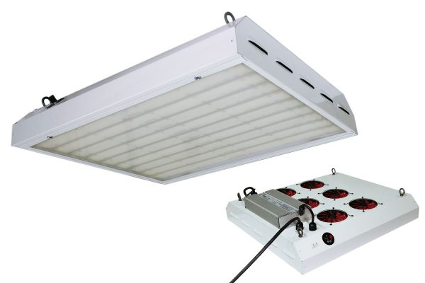 S1 Product image top and bottom Commercial LED Grow Light