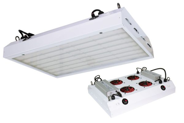 S3 450w Product Image Top and Bottom Commercial LED Grow Light