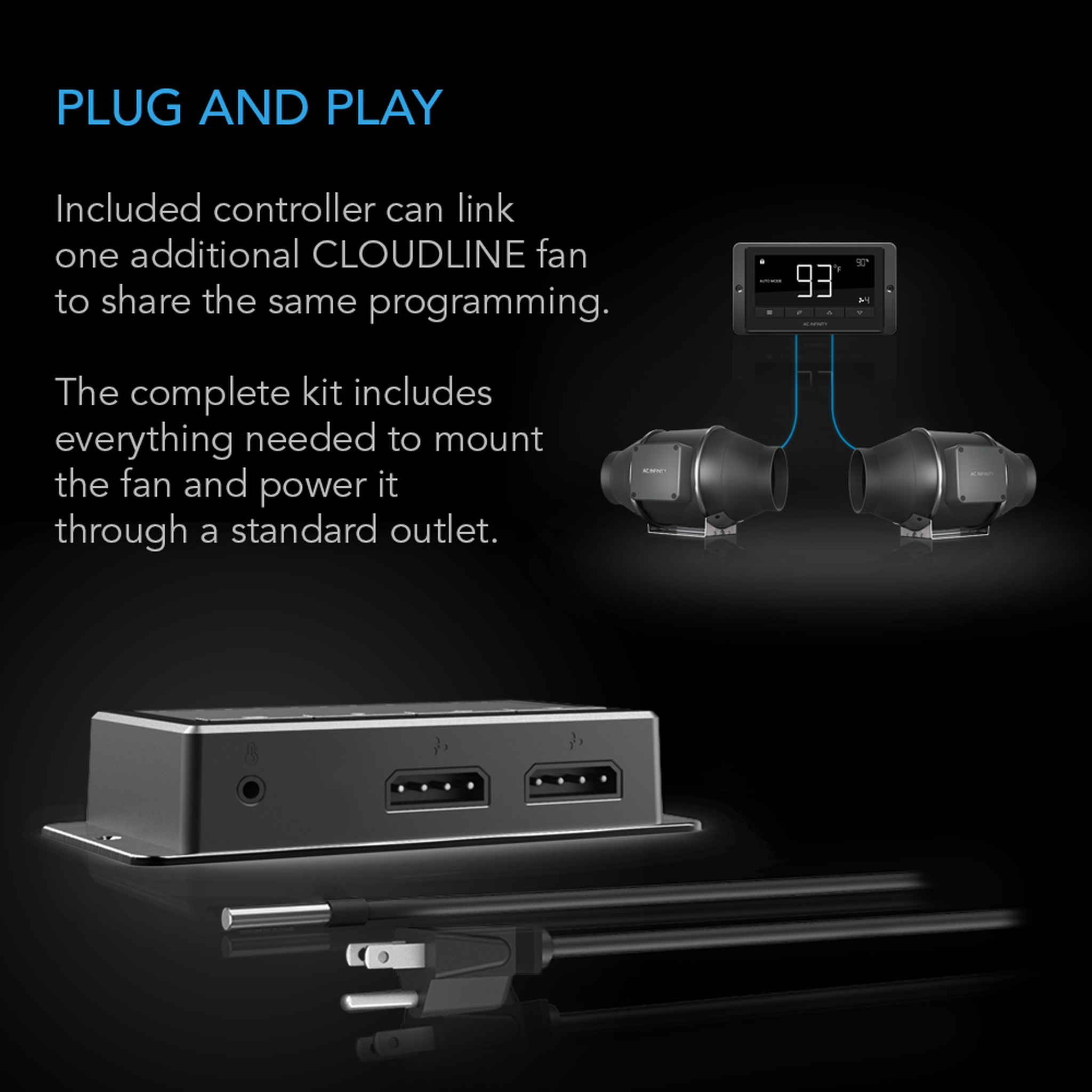 Plug and Play Controller Design